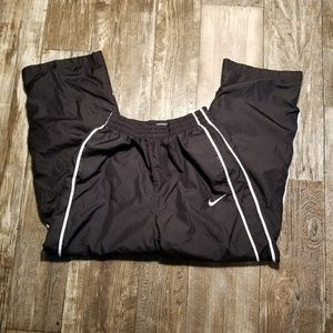Nike warm up pants